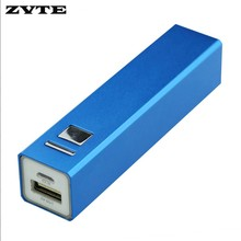 new design small size portable mobile charger 1500mah-2600mah