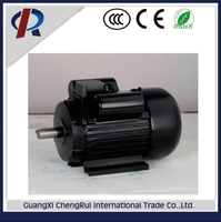 high quality factory price yl90l-2 2.2kw single phase flange mounted motor 3000rpm