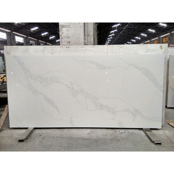 Natural Look Calacatta Quartz Stone Price