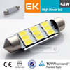 Smart system T10/W5W/194 5630 3535 Canbus Auto Accessories Light car led tuning light