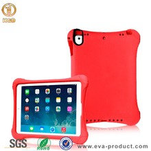 EVA foam material drop resistance case waterproof hard case for ipad air 2