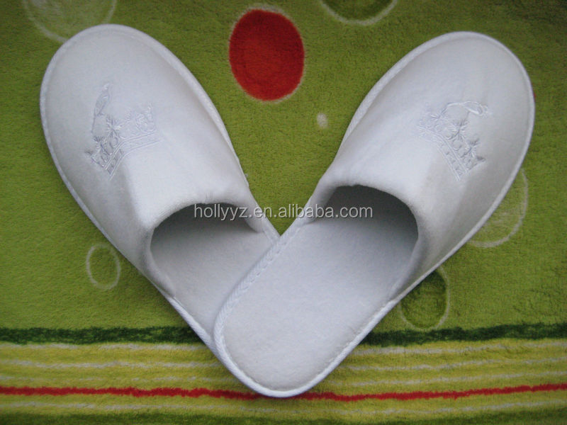 New model disposable hotel slippers price for men