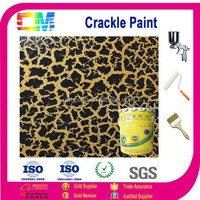 Hot External Texture Crackle Paint Companies for Building Wall Coat
