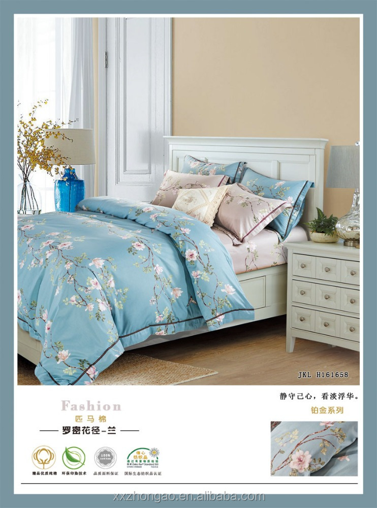 King Size Luxury Bed Linen Guangzhou