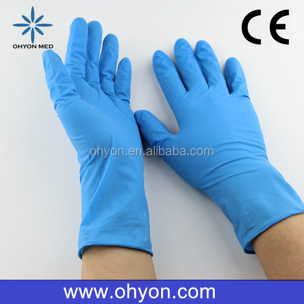 2016 Medical disposable best supplies disposable plastic clear hdpe pe gloves cheap latex gloves manufacturer
