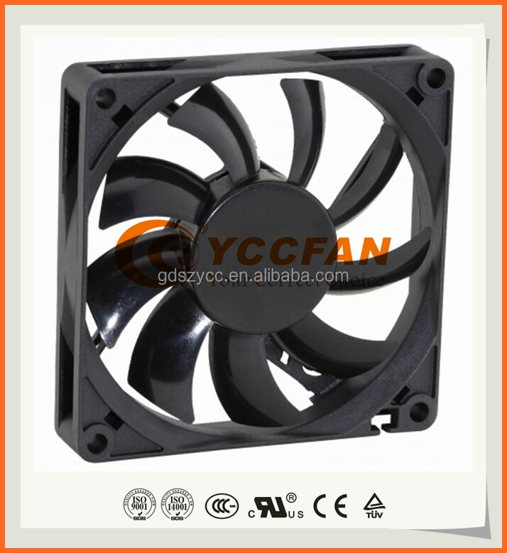 UL CE 80x80x15mm 8015 20v dc <strong>motor</strong> cooling axial flow fan