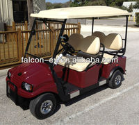 Electric golf cart -4 seaters sightseeing car/ battery operated (M4)