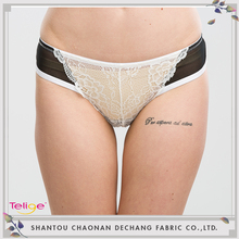 Factory customized new arrival fashionable sexy women lace panty