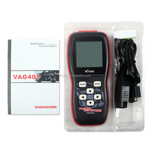 XTool VAG401 VAG Engine Transmission Airbag ABS OBD2 Codes Auto Diagnostic Scanner