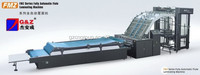 price for fully automatic flute roll laminating machine
