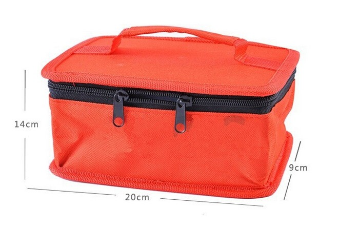 Insulated Usb Warmer Lunch Cooler Bag Box
