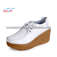 High quality platform shoe for lady