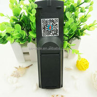 access remote server black shell Hard IC universal AC/TV/STB CE certification remote control