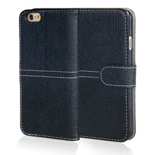Wallet Leather Case for iPhone 5se with Stand Function and Card Holders