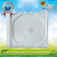 10.4mm single jewel cd digi tray buy in bulk