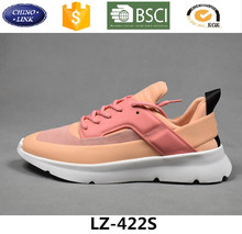 2017 New Wholesale high quality woman sport leather men sneaker for women adult ladies running shoe lady shoes