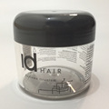 100ml plastic cosmetic jar with cap and lids