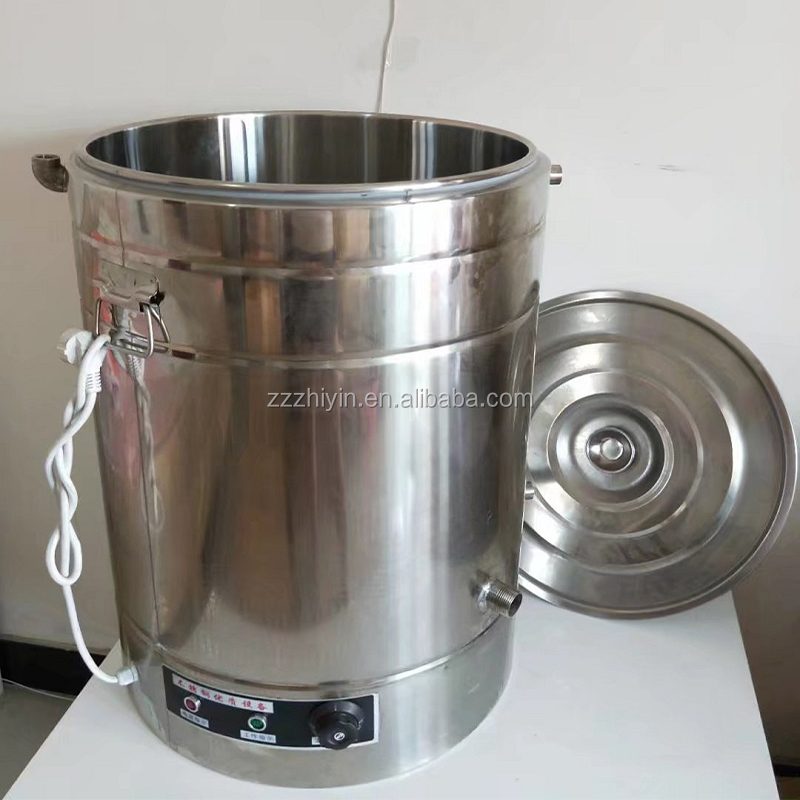 Beekeeping Honey Processing Equipment-50L 304 Stainless Steel Bee Honey Heating Storage Tank could Match Flow Sieve