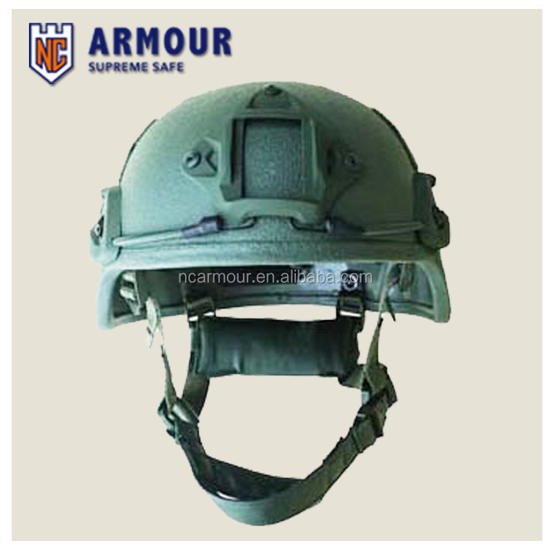 High quality army MICH bullet proof helmet