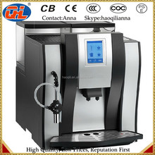 Automatic bean to cup table top espresso coffee machine for HORECA