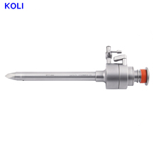 Koli surgical laparoscopy stainless steel trocar with multifunctional valve