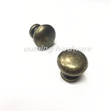 Yiwu metal wholesales cabinet antique bronze handle knob