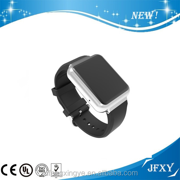 Android 5.1 MTK6580 Smart Watch Q1 Bluetooth SIM Card GSM WCDMA WiFi GPS 3G Smart Watch Cell Phone