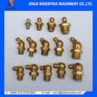 Brass Grease Nipples for Hydraulic Fittings