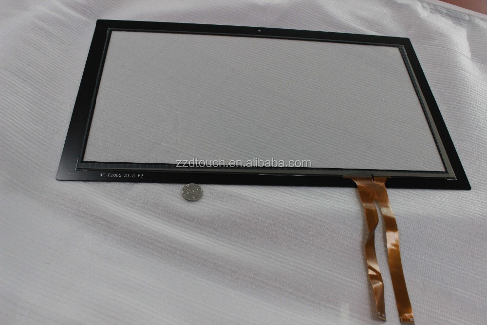 19inch capacitive touch film with multi touch point for lcd monitor