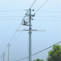 China Manufacture Electric Utility Pole