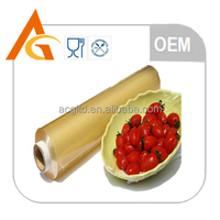 high quality PVC best fresh cling film