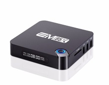 world max tv box EM95X 1gb ram android tv box quad core Amlogic S905X