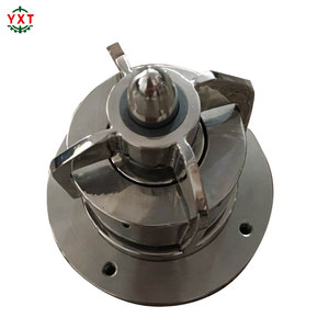 Food Grade Stainless Steel SS316 Sanitary Bottom Paddle Magnetic Mixer