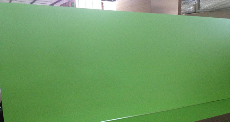 4x8 melamine faced MDF for furniture with different colour