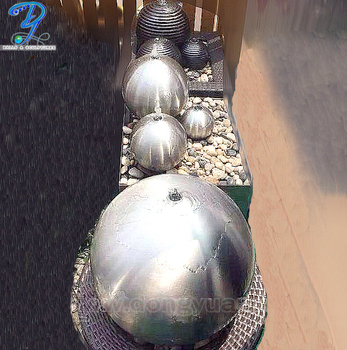 Stainless Steel Balls Suppliers, Gazing Metal Sphere for Home and Garden Ornaments