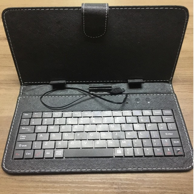 Hipo wholesale 10.1 inch Keyboard Leather Case for tablet,Tablet PC with Stand made in china
