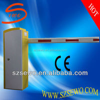CE Approved Traffic Security Automatic Car Park Road Barrier Gate Access