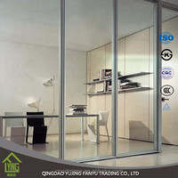 High Quality 3mm 19mm Toughened Glass