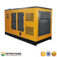 250kW Electronic Starting Silent Diesel Generator Prices