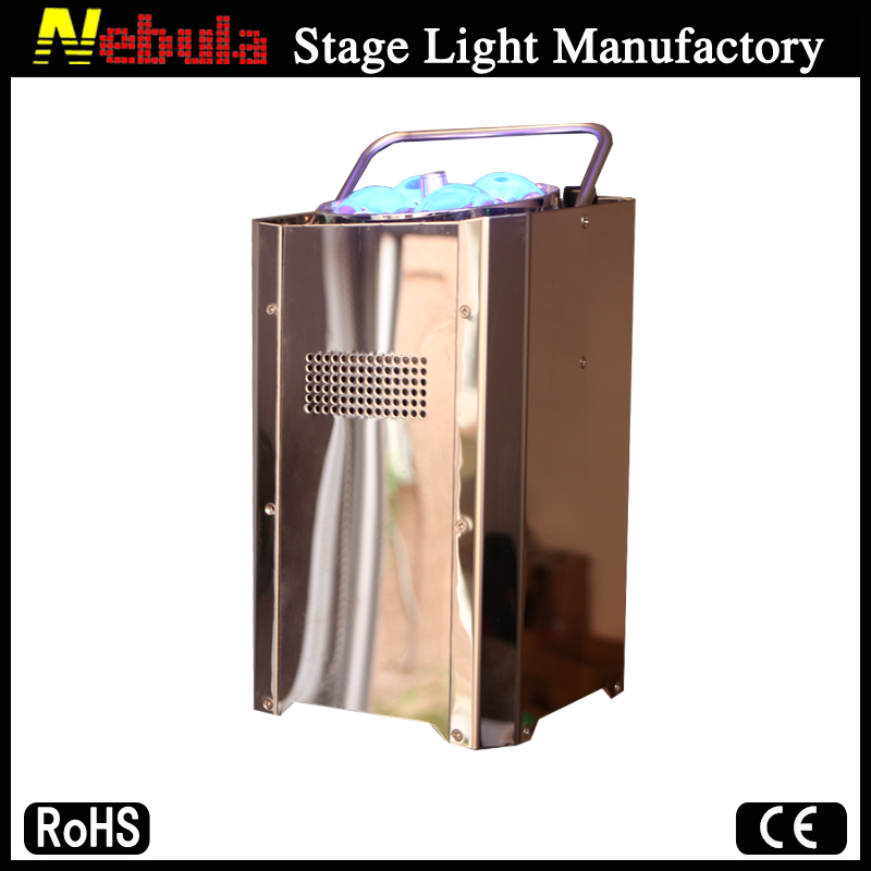 Multifunctional night club lights rgbaw wireless dmx led uplight for Wedding Light Show