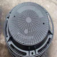 Custom best selling cast iron manhole cover