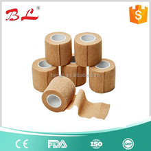 Health care and sports medicine Adhesive bandage coloured/ Bandage dress/Cohesive bandage
