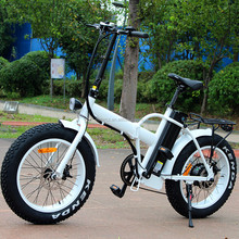 500w electric bike motor chopper made in china fat tyre electric bike folding RSEB507