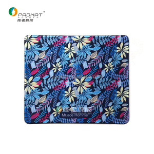 colored leaf mouse pad all kinds of mouse pad can be customized