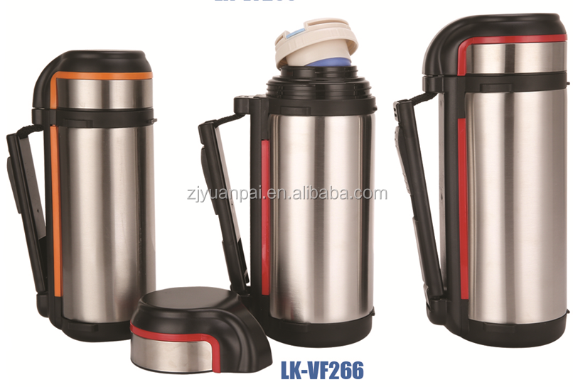Wholesale thermos flask manufacturers double wall vacuum thermos flask