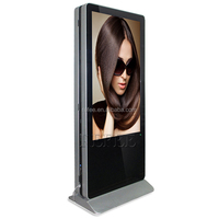 Refee Android Quad Core or PC Windows, IR Touch, lcd ad player,free standing shopping mall kiosk