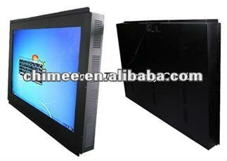 Wall Mounting LCD Touch All In One PC with 32 Touch Points (26''~65'' ,16:9 aspect ratio, 1366 x 768 )