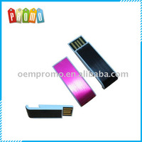 Cheap customized Slim USB Memory Stick for promotion