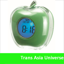 2014 Hot Selling custom Apple Talking Clock