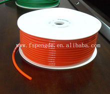 bend resistant TPU polyurethane extruded round belt
